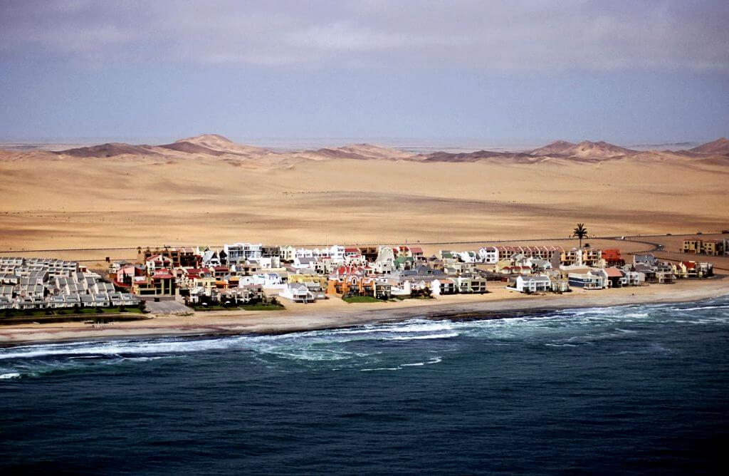 Skeleton Coast, Usakos and Swakopmund