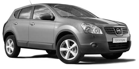 Group K – 2×4 Nissan Qashqai or similar