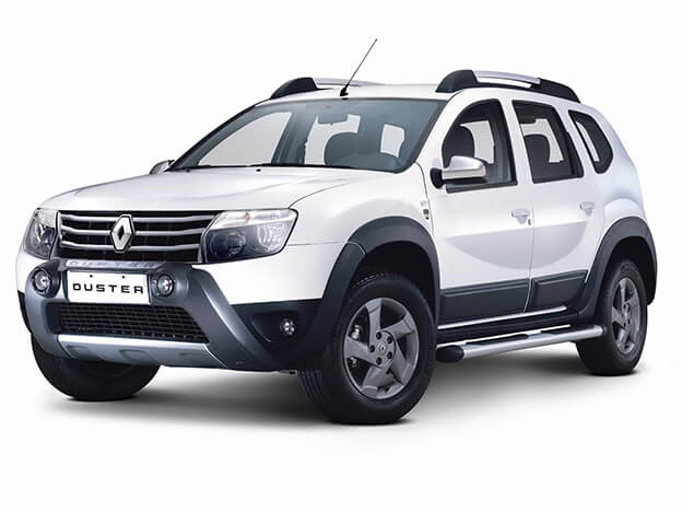 (English) Group K4 – 4×4 Renault Duster or similar