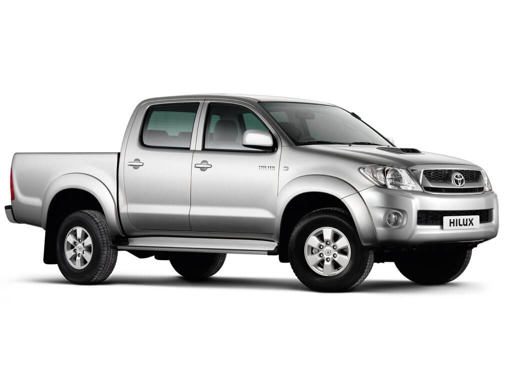 (English) Group L – 4×4 Toyota Double-Cab or similar
