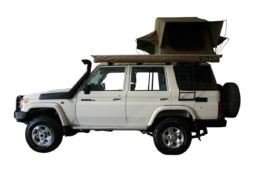 Group L79 – Land Cruiser 4×4 Double Cab with 1 tent