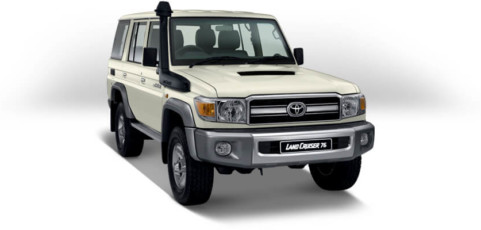 Group L76 – Land Cruiser 4×4 Double Cab